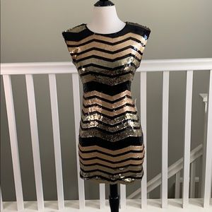 As U Wish from Nordstrom party Sequin dress Sz.S